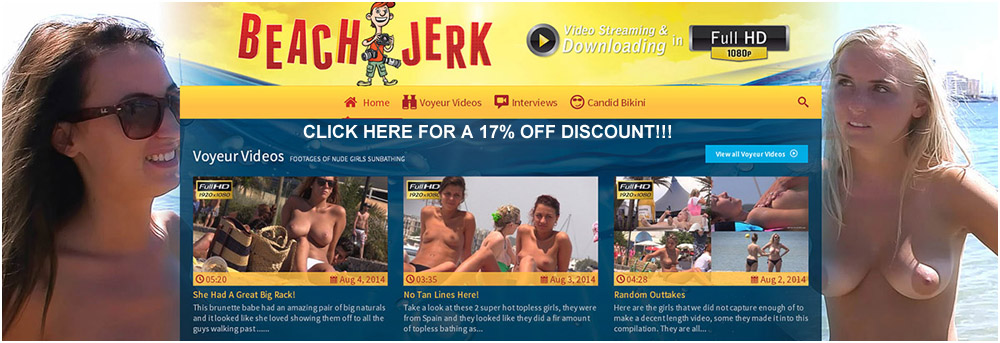 Use this discount for 17% off to Beach Jerk!