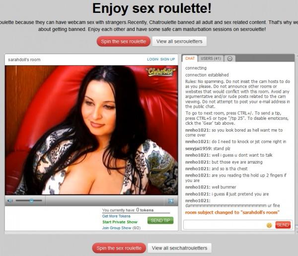 sexchatroulette